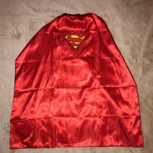 Superman/Batman ~ Reversible Cape